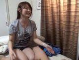 Smiling Teen Saya Aika Loves Blowing Him To Make Him Cum picture 50