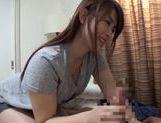 Smiling Teen Saya Aika Loves Blowing Him To Make Him Cum picture 52