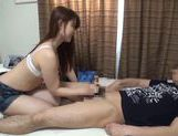 Smiling Teen Saya Aika Loves Blowing Him To Make Him Cum picture 65