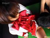 Nao Hirosue Japanese cosplay sex action picture 12