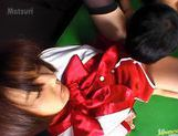 Nao Hirosue Japanese cosplay sex action picture 14