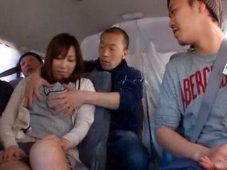 Mirei Yokoyama Turns A Road Trip Into A BJ Trip