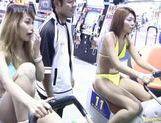 Mai Sakurai and Rara Motofuji are sexy Asian girls