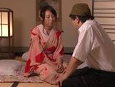 Wakako Yamada naughty Asian milf in amateur hardcore