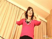Hina Kasuga hot masturbation session