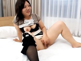Sexy Japanese housewife has a hot adventure