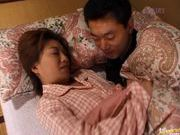 Favourite position 69 with hot sex for a goodnight with Sayuri Tsubaki