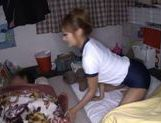 Hottest Japanese girl Kirara Asuka dick riding