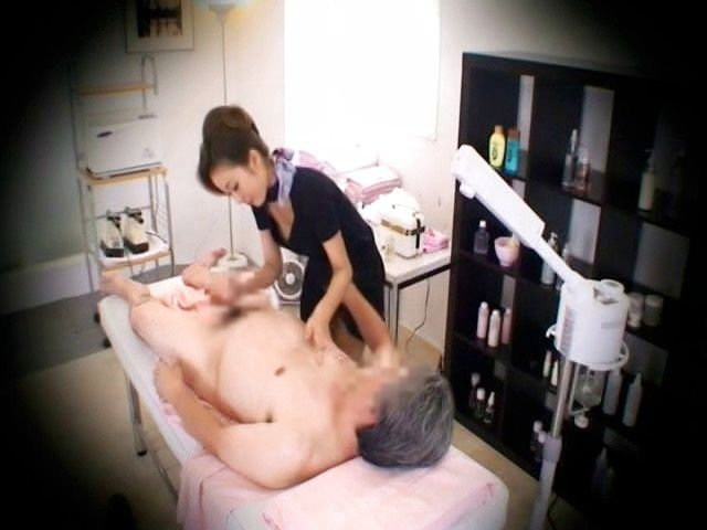 Real Hidden Massage Cam