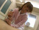 Yuu Konishi pretty Asian babe is a nurse