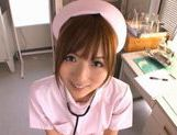 Yuu Asakura Cute Asian nurse