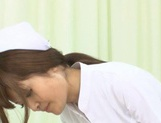 Nurses Erika Kashiwagi And Her Friend Creampied By A Patient picture 15