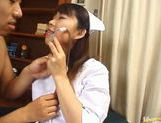 Kinkiest Japanese nurse fucking picture 3