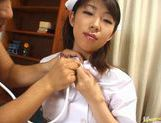 Kinkiest Japanese nurse fucking