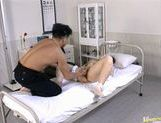 Hot Nurse Eir Ueno Makes The Doctor Happy With Sex