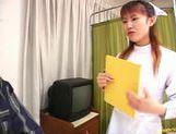 Rina Usui masture nurse sex!