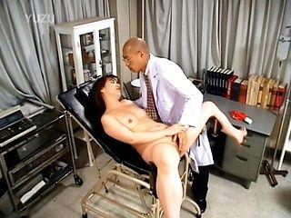 Yuko Tachibana nasty doctor fuck!