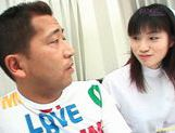 Young and hot nurse Saki Budou makes sure her patient is happy picture 13