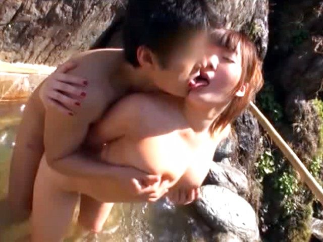 Japanese Big Tits Handjob
