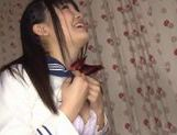 Ai Eikura hot sex in school uniform picture 11