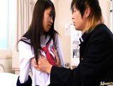 Hikaru Ayuhara Japanese schoolgirl is amazing picture 12