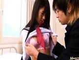 Hikaru Ayuhara Japanese schoolgirl is amazing picture 14