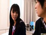 Hikaru Ayuhara Japanese schoolgirl is amazing