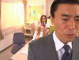 Misuzu Tachibana hammered by cock