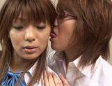Hot Asian lesbians are teachers