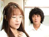 Manami Suzuki Sexy Asian teacher picture 6