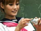 Kirara Asuka Sweet Asian teacher picture 11