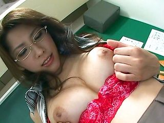 Riko Tachibana Asian teacher gets some hardcore sex