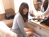 Ootori Kaname, thrilled by kinky fingering
