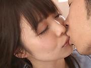 Ootori Kaname ,pleasures a stiff rod