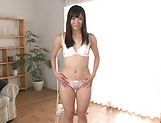 Maria Niinomi toys her wet muff erotically picture 10