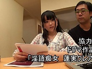 Handjob diva Aya Miyazaki loves the taste of hot cock