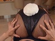 Horny Sakisaka Karen delights eager dick