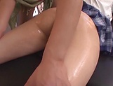 Hardcore pussy pounding featuring sexy schoolgirl