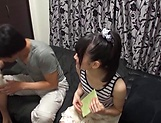 Mio Ooshima just gets turned on by a dick picture 11