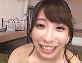 Ookura Miyu excels in her dick riding skills