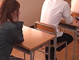 Japanese schoolgirls are being naughty picture 2