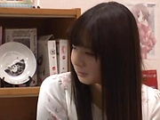 Kumakura Shouko amazing teen porn with older man
