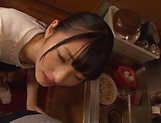 Wasa Yatabe gets kinky on a pulsating schlong picture 11