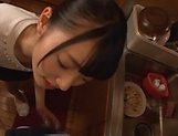 Wasa Yatabe gets kinky on a pulsating schlong picture 13