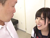 Spicy hottie Eikawa Noa passionately sucks a hard cock