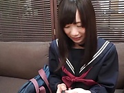 Morikawa Hina is a very fuckable teen