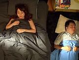 Hasegawa Rui likes late night sex picture 14