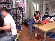Hasegawa Rui likes late night sex