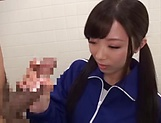 Katou Honoka is very good at blowjobs picture 14