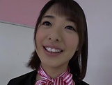 Appealing Asian doll Kawakami Nanami fucked hard